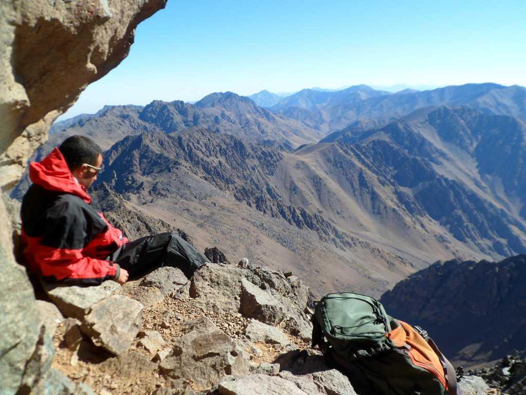 Day 7 - Marokko Toubkal wandelreis individueel
