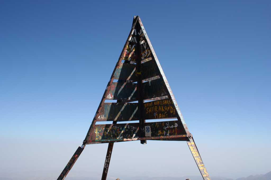 Jebel Toubkal voor 'diehards' met kamperen