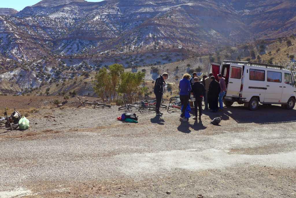 Dag 2 - Mountainbike Zuid Marokko
