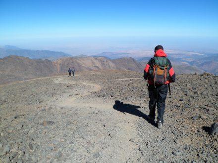 Wandelen op de Toubkal