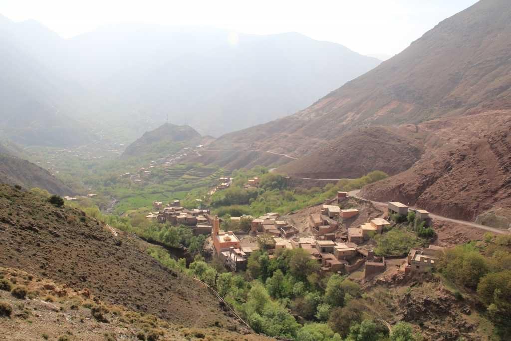 Marokko Hoge Atlas wandelen 50+