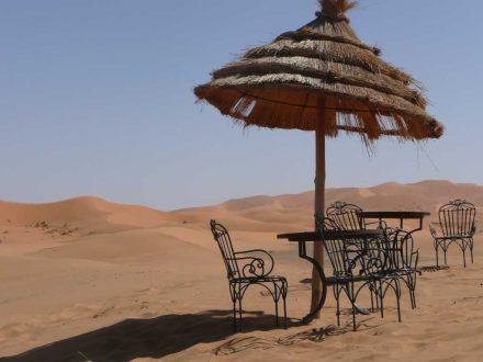woestijnterras