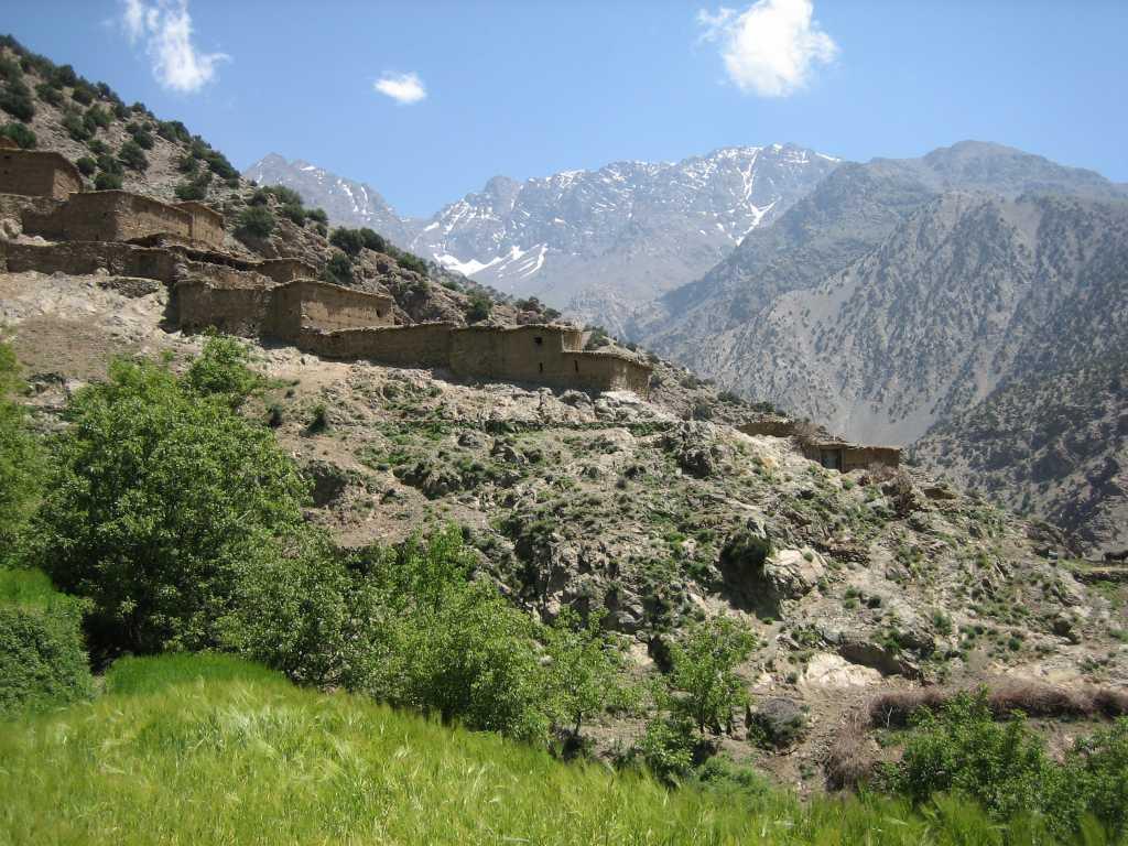 Day 5 - Jebel Toubkal 15 dagen