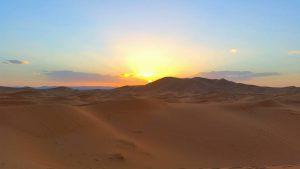 Marokko Yoga Mystical Sahara